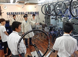初心者向け自転車基礎講座