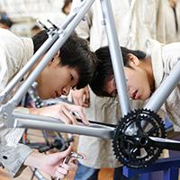 キャリアスクール自転車メカニック夜間コース お申込みが始まります。