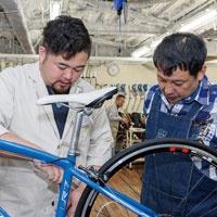 自転車メカニック夜間コース4月生 お申込みが始まります。